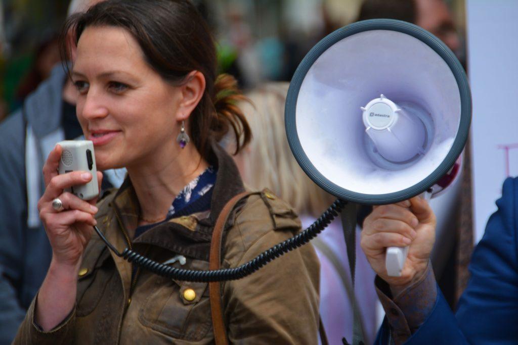 Combattere l'ansia del pubblico