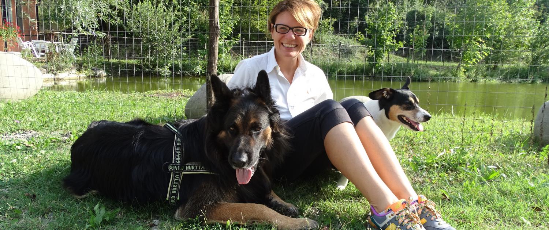Patrizia Marzola psicologa Fidenza Pet Therapy