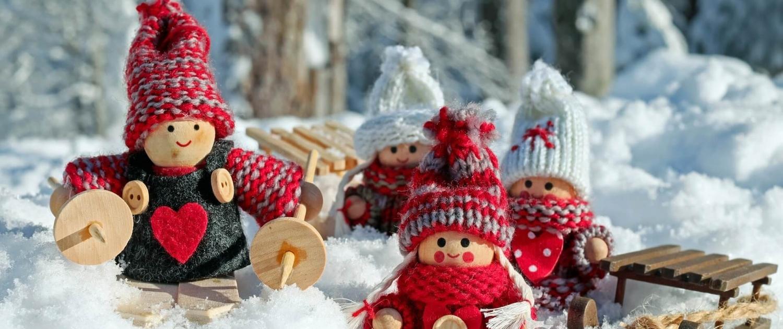 Creando a Natale - gioco per adulti e bambini